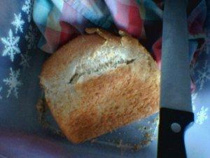 A Homemade Katima-loaf